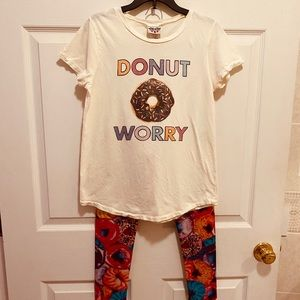 Donot Worry Be Happy Outfit size 14
